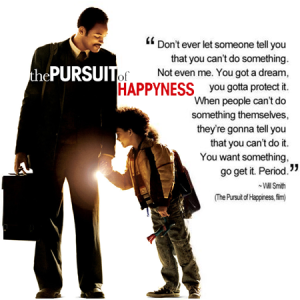 Pursuit of happiness 2