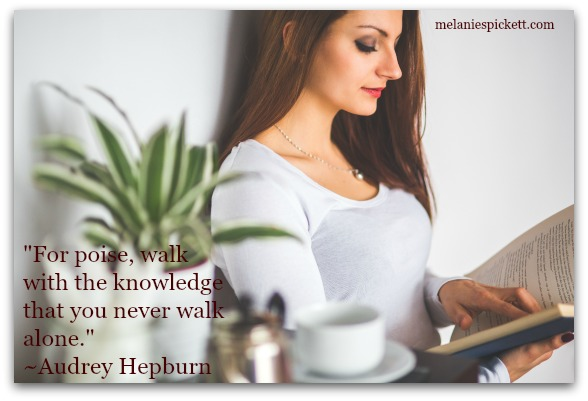Audrey Hepburn words