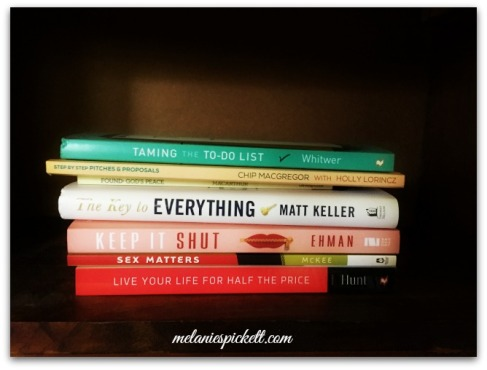 Melanie S. Pickett, books