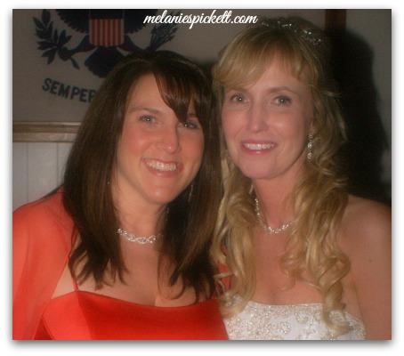 Melanie S. Pickett, best friends