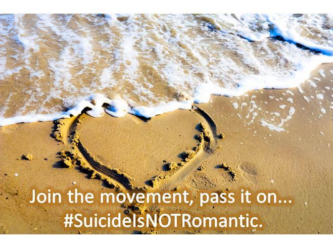 suicideisnotromantic