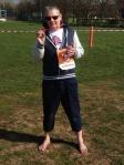 5-mile charity run